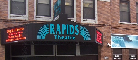 The Rapids Theatre Niagara Falls