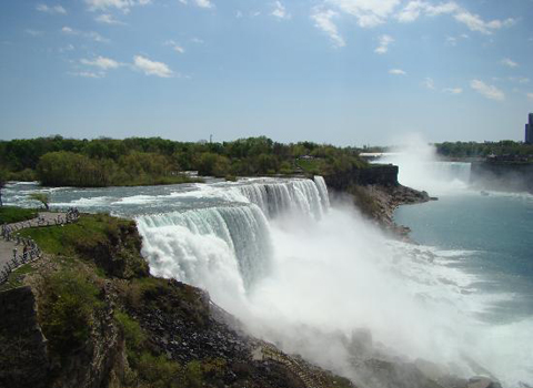 American Falls Facts About American Side Of Niagra Falls