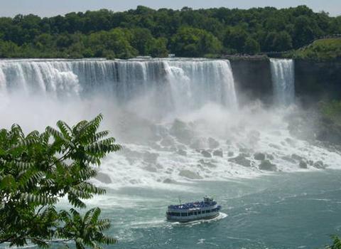 American Niagara Falls Us