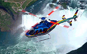 Niagara Helicopters Tickets Booking