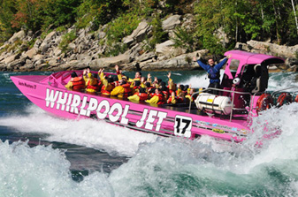 Whirlpool Jet Boat Tours Tickets online
