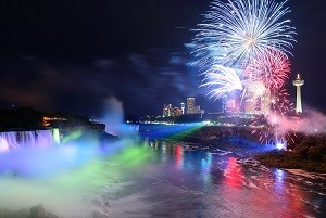 How was the new year eve in niagara falls essay