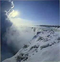 Niagara Falls In Winter Winter Packages Getaways Activities