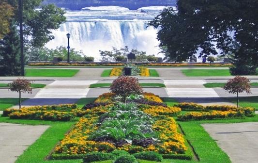 Queen Victoria Park Enjoy Niagara Falls Royal Garden