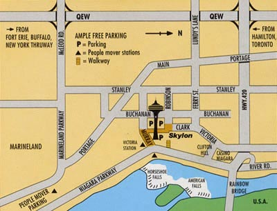 street map niagara falls ontario Map Of Niagara Falls Ontario Fashion Dresses street map niagara falls ontario