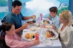 Skylon Tower Group Dining