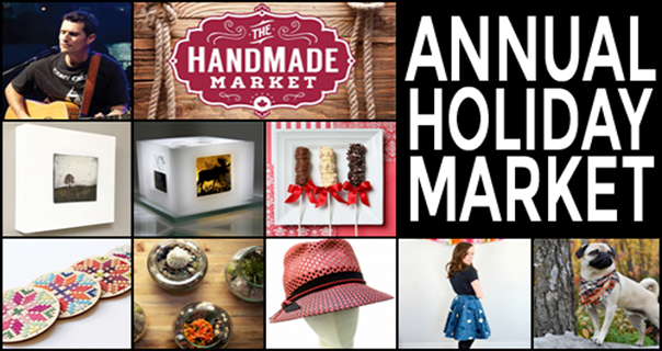 ANNUAL HOLIDAY HANDMADE MARKET