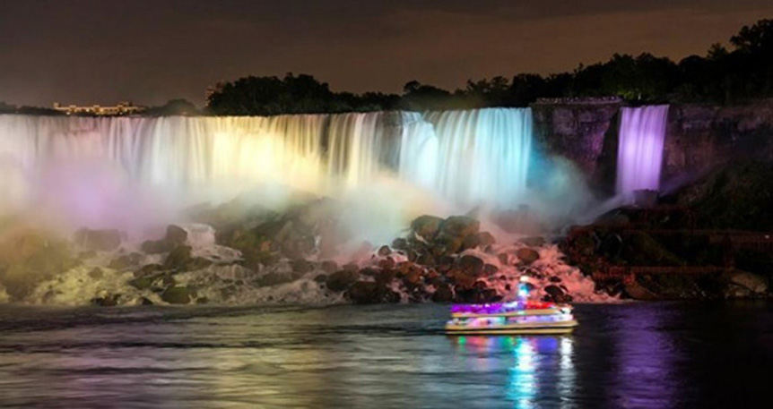 2019 2020 Winter Festival Of Lights Niagara Falls Canada