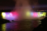DAY AND NIGHT TOUR NIAGARA FALLS