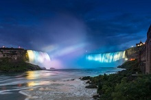 Niagara Falls Illumination Night Cruise