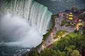 Niagara Falls Rainbow Tour with New York Pickup
