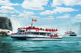 Half-Day Canadian Side Sightseeing Hornblower Cruise with optional Buffet Lunch