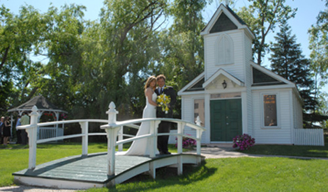 The White Wedding Chapel