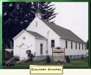Calvary Chapel Niagara Falls
